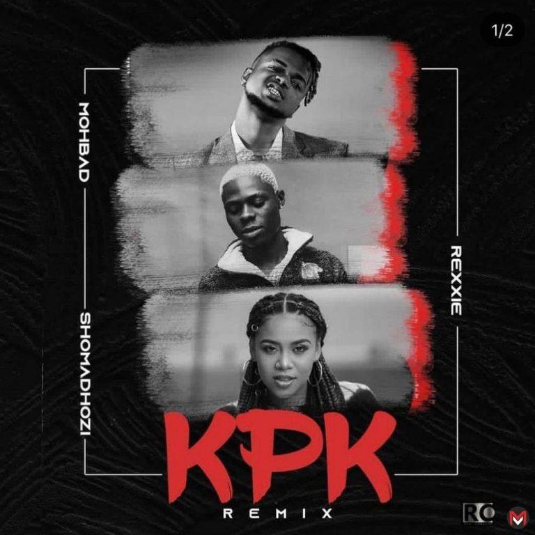 Rexxie – KPK (Ko Por Ke) (Remix) ft. MohBad &. Sho Madjozi